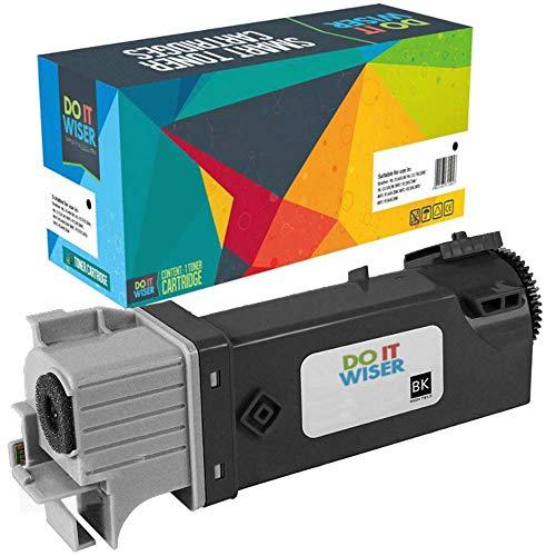 Preisvergleich Produktbild Do it Wiser Toner Kompatibel für Dell 1320 1320c 1320cn / 593-10258 (Schwarz 2.000 Seiten)