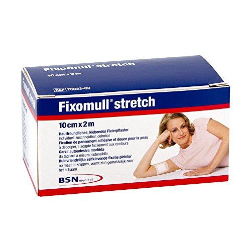 Fixomull Stretch 2 m x 10 cm Verband, 1 St.