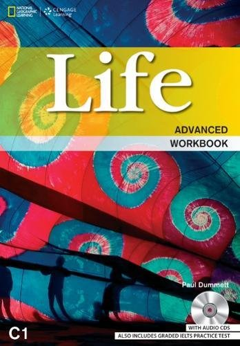 Life - First Edition: Life Advanced: Workbook with Key and Audio CD