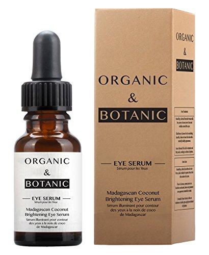 Dr Botanicals Serum para el Contorno de Ojos Madagascan Coconut Brightening 15 ml