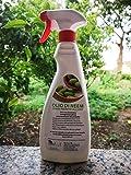 bio A.L.T Olio di neem 500 ml Pronto Uso insetticida Repellente Naturale orto Giardino 100% Naturale Uso Professionale Made in Italy carenza Zero