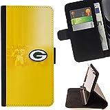 For Huawei Ascend P8 (Not for P8 Lite) Case , GRAMO- la tarjeta de Crédito Slots PU Funda de cuero Monedero caso cubierta de piel