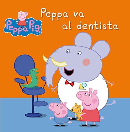 Peppa va al dentista (Peppa Pig. Primeras lecturas) por Varios autores