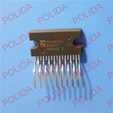 AST Works 1PCS Power amplifiers IC ZIP-17 TDA8510J TDA8510J/N2 TDA8510