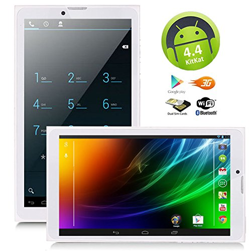 Indigi Android 4.4 Smartphone 3G + WiFi 7 Zoll Tablet AT&T T-Mobile STRAIGHTALK entsperrt (Smartphone Att Entsperrt)