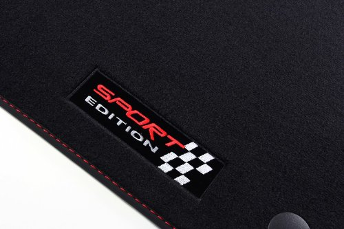 Sport Alfombra del automóvil para MAZDA 6 3 III Combi año 2013-