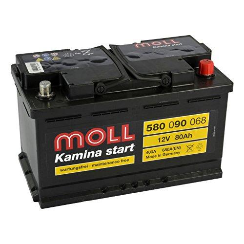 MOLL Kamina Start 580 090 068 12V 80Ah