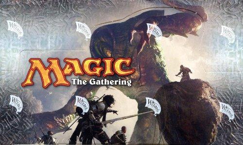 Magic: The Gathering Aufstieg der Eldrazi Booster Pack japanische Version BOX