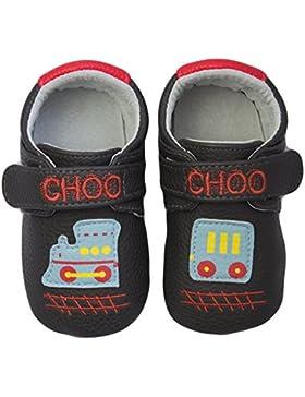 Rose & Chocolat Rcm Choo Choo Grey - Zapatos para Bebes Bebé-Niños