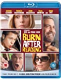 Burn After Reading [Blu-ray] [Region Free]