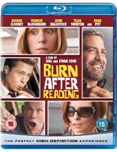 Burn After Reading [Blu-ray] [UK Import]