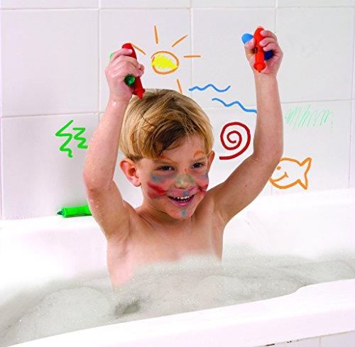 Imagen 3 de Edushape Tubeart - Ceras para el baño con soporte
