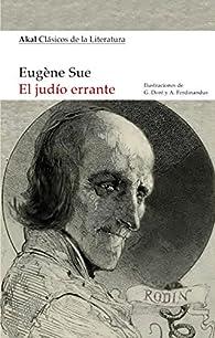 El judío errante par Eugène Sue