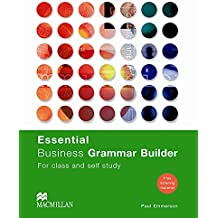 Business English: Essential Business Grammer Builder Pack: Student's Book (Business Builders)