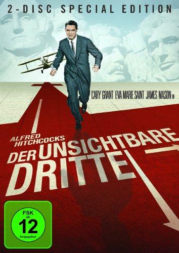 Bild von Der unsichtbare Dritte (2 DVDs) [Special Edition]