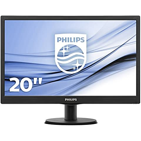 Philips 203V5LSB26/10 - Monitor de 19,5