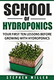 School of Hydroponics: Your First Ten Lessons Before Growing with Hydroponics