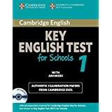 Cambridge KET for Schools 1 Self-study Pack (Student's Book with Answers and Audio CD): Official Examination Papers from University of Cambridge ESOL Examinations