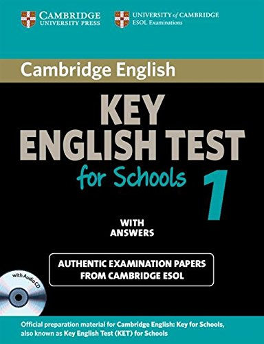 KET Practice Tests: Official Examination Papers from University of Cambridge ESOL Examinations (Cambridge Books for Cambridge Exams)