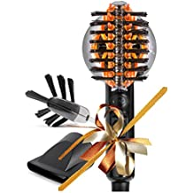 Xculpter Wild - Asciugacapelli Lisciante 2 Spazzole