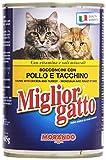 Miglior Gatto Bocconcini pollo/tacchino, 405 Grammi