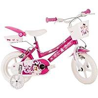 Robbie Toys Dino Bikes 126 RL2-BA 12-Inch Barbie Bicycle