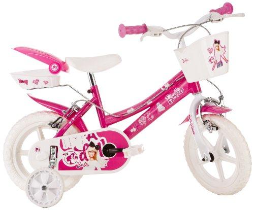Dino Bikes 126rl2-ba 12Zoll Barbie Fahrrad