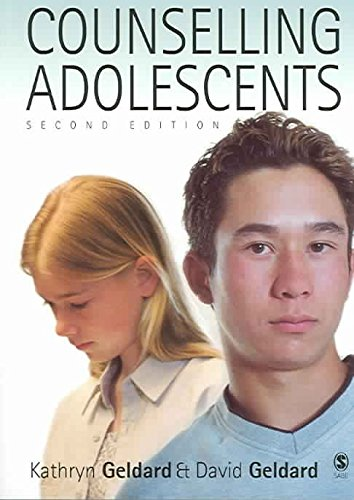 [(Counselling Adolescents : The Pro-active Approach)] [By (author) David Geldard ] published on (June, 2004)