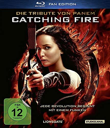 Die Tribute von Panem 2 - Catching Fire (Fan Edition) [Blu-ray]