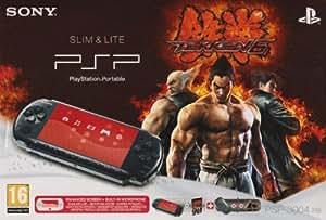 Console PSP + Tekken 6