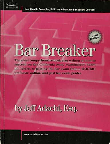 Bar Breaker (Survival Series, Volume 1)