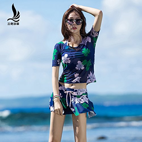 zhangyongbikini-3-pieces-maillot-de-bain-femme-mouvement-divise-jupe-chemisier-manches-courtes-hot-s