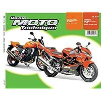 Revu Moto Technique, n°134 : Kawasaki «Z1000» (Modeles 2003 et 2004) – Honda CBR 600 F – FS et FR , Modeles 1 à 4 (2001 à 2004)