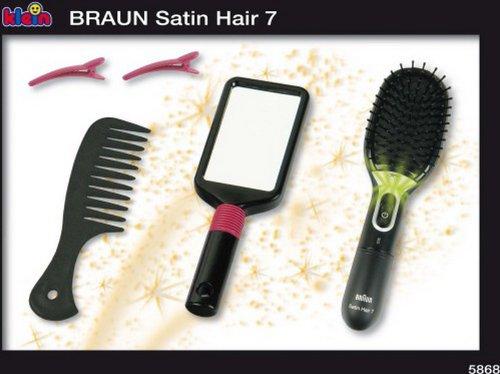 Preisvergleich Produktbild BRAUN HAARTR.SAT HAIR 7 HD710 657217