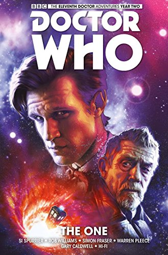 Preisvergleich Produktbild Doctor Who: The Eleventh Doctor Volume 5 - The One (Doctor Who New Adventures)