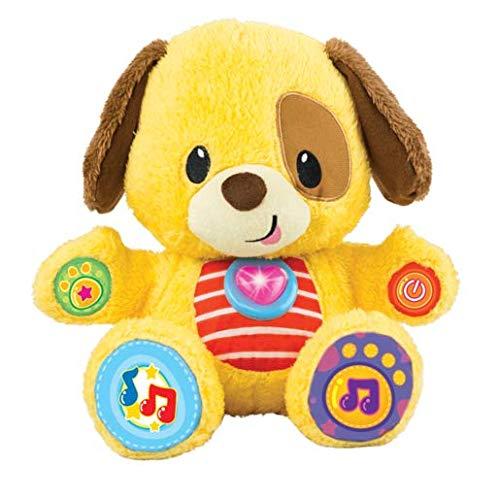 WinFun Juguete con Actividades para Bebes, Color Amarillo (CPA Toy Group 7300669)