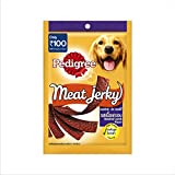 Pedigree Dog Treats Meat Jerky Stix, Lamb, 80 G Pouch