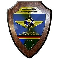 Stemma scudo/Banda Stagnata–European Paratrooper europeo COL paracadute militare verband emfv