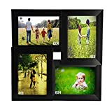 WENS 4-Picture MDF Photo Frame (13.5 inc...