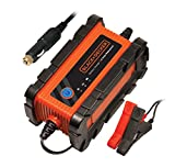 Black+DECKER BC2WBD Chargeur/ Mainteneur de Batterie Automatique - 2A 12V -...