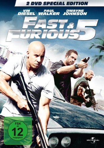 Fast & Furious 5 (Special Edition)