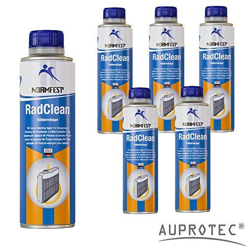 Auprotec ® normfest kühlerreiniger roue clean au système auto-cleaner nettoyant additv radiateur 300 ml