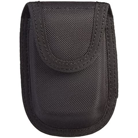 Uncle Mike's Sentinel Molded Nylon Pager/Glove Pouch, Black by Uncle Mike's Law Enforcement