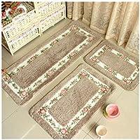 Fußmatte Gartenrose 44x67 Sauberlaufmatte Schmutzfangmatte Türmatte Türvorleger