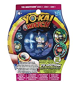 Yokai Watch - Sobres sorpresa Yokai Watch con Yo-Motion (Hasbro B7497EU4)