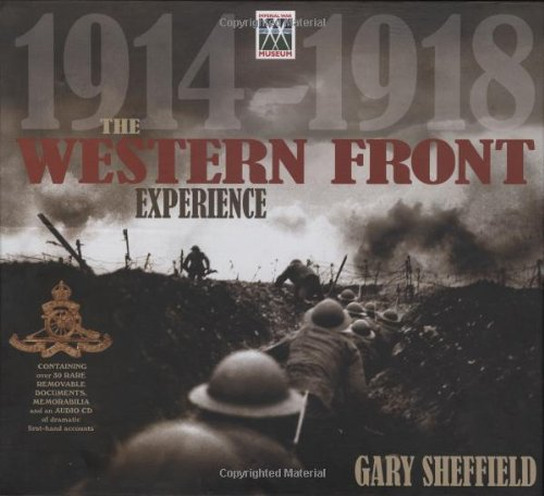 Imperial War Museum: The Western Front Experience (1914-1918 Sheffield Imperial