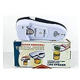 Ouvre-boîte électrique automatique Cozyroom - Ouvre-boîte...