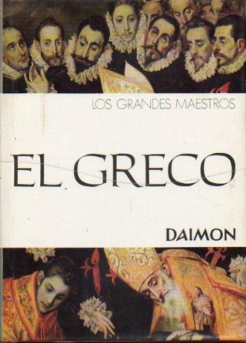 EL GRECO. 1ª ed. española.