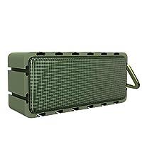 Portable Subwoofer, XuDirect Drahtlose Lautsprecher im Freien Lautsprecher Grün