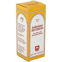 Jodtinktur Hetterich 30 ml